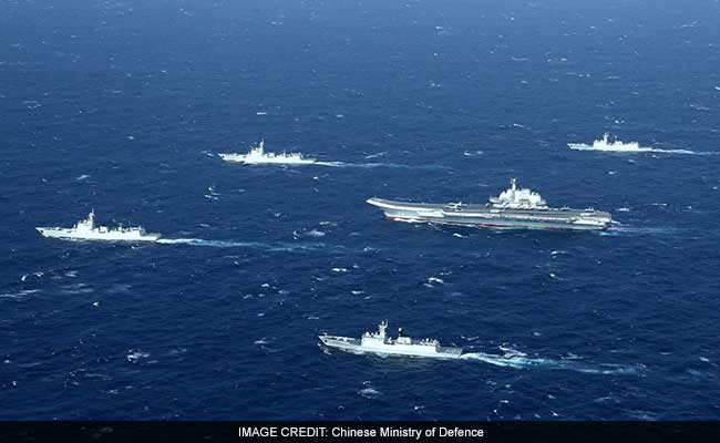 Chinese Aircraft Carrier Can Sail Into Indian Ocean At Will, Says Top US Commander