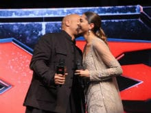Deepika Padukone's xXx 3 Hero Vin Diesel 'Will Do Anything' That Stars Her. True Love