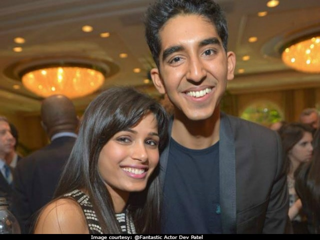 Dev Patel's Ex-Girlfriend Freida Pinto Says She's 'Proud' Of His Oscar Nomination