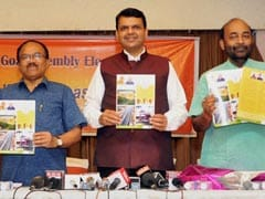Goa Elections 2017: BJP Releases Manifesto, Focus On Jobs, Tourism