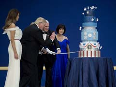 Donald Trump's Inaugural Cake Was Commissioned To Look Exactly Like Barack Obama's, Baker Says