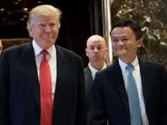 We'll Do 'Some Great Things,' Says Trump After Meeting Jack Ma