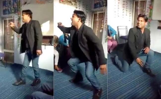 This Is How You Teach, Teach, Teach English. Hilarious Video Goes Viral
