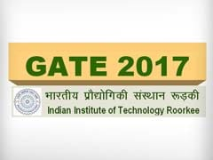 IIT Roorkee Releases GATE 2017 Admit Cards: Download Now