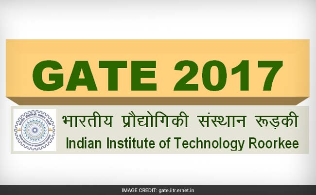 GATE 2017: IIT Roorkee To Release Official Answer Key On February 27; Result On March 27