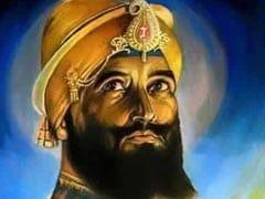 Road Named After Guru Gobind Singh To Mark 350th Birth Anniversary