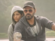 Guru Teaser: Venkatesh Is The New Khadoos Boxing Coach