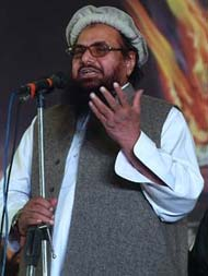 Hafiz Saeed On Terror List Is First Step To Bringing Him To Book, Says India