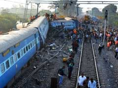 Train Derailments: Railway Minister Suresh Prabhu Asks Rajnath Singh For NIA Probe