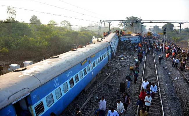 Hirakhand Train Accident: 39 Killed, Over 50 Injured After Jagdalpur-Bhubaneswar Express Derails In Andhra Pradesh