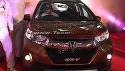 Honda WR-V Production Begins In India, Launch In March