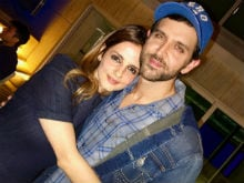 <i>Kaabil</i>: Hrithik Roshan Says Sussanne's Opinion 'Means The World' To Him