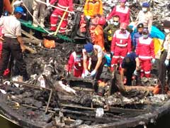 17 Still Missing After Indonesia Boat Fire Kills 23