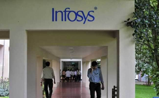 Infosys will also halt H-1B applications for employees with less than 4yrs of experience, says a report.