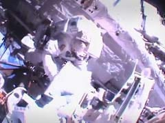 Astronauts Upgrade Station Power System In 6 Hour Spacewalk