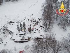 4 More Survivors Extracted From Italian Hotel Hit By Avalanche
