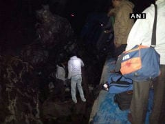 Hirakhand Express Accident: 23 Dead As Train Derail In Andhra Pradesh
