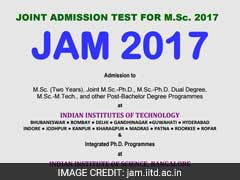 IIT JAM 2017 Admit Cards Have Been Released: Know How To Download