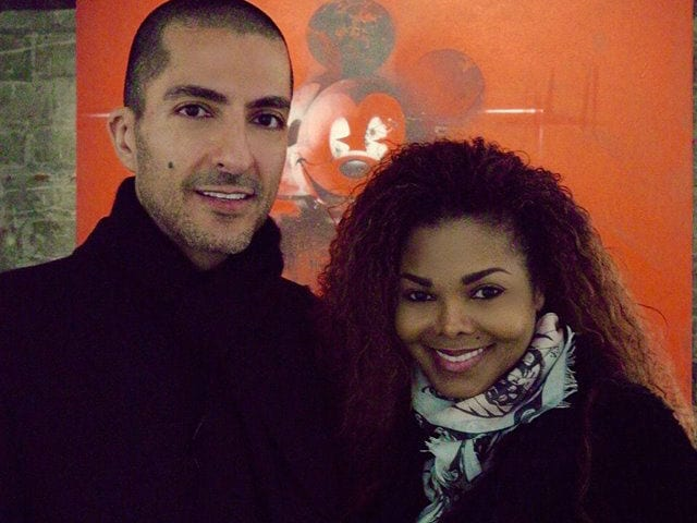 Janet Jackson and husband welcome first child together