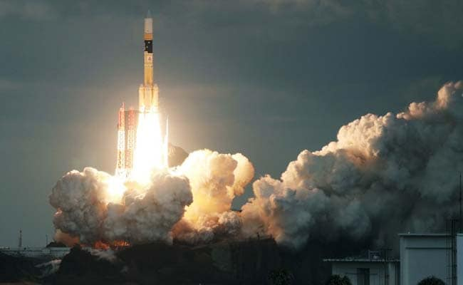 Japan's First Military Satellite Launched as Tensions Rise