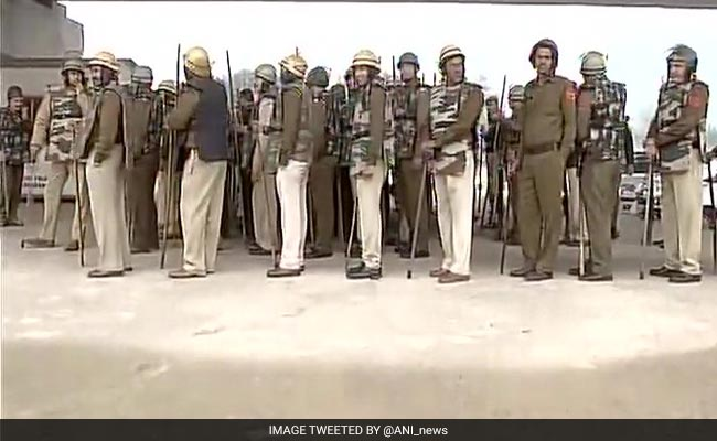 High Alert In Haryana Ahead Of Jat Protests, Internet Stopped In 15 Districts