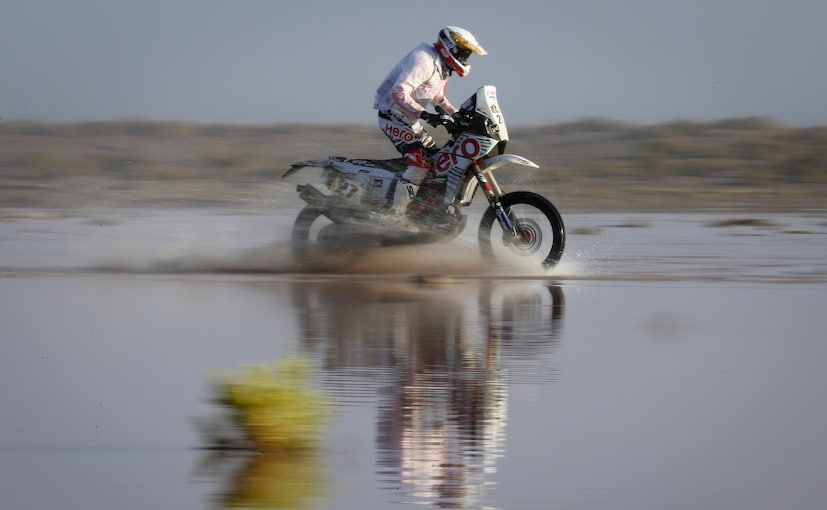 Dakar 2017: Hero's Joaquim Rodrgiues Finishes In Top 10 After Marathon Stage, Stage 9 Cancelled