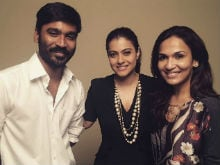 VIP 2 First Look: Dhanush And Kajol Fans, Here's A New Year 'Gift' For You