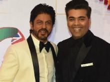 Shah Rukh Khan Describes 'Unsuitable' Karan Johar: A Good Boy, A Brave Boy