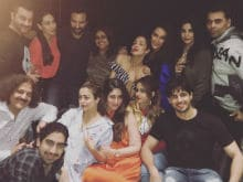 For Kareena Kapoor Khan, <i>Orange Is The New Black</i> At Karan Johar's Party
