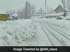High Danger Avalanche Warning In Jammu And Kashmir, Himachal Pradesh