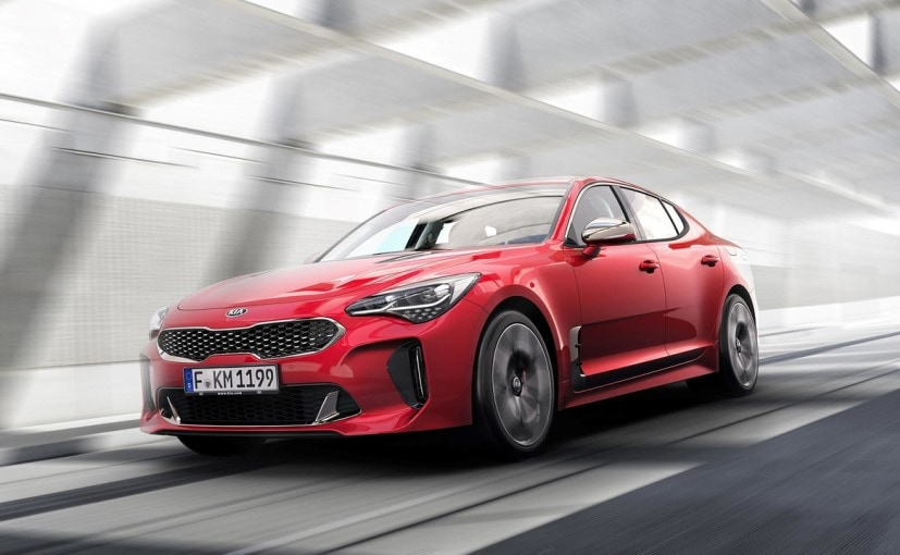 The Kia Stinger: Korea's Answer To The Sports Saloon!