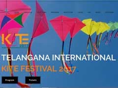 Remote Controlled Kites To Be Introduced During 'KITE 2017' In Hyderabad