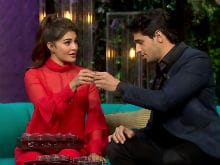 Koffee With Karan 5: I'm Not A Floozie, Says Jacqueline Fernandez