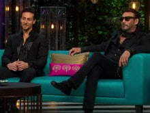Koffee With Karan 5: Tiger Had A Crush On Shraddha Kapoor, Jackie Shroff's Reply Was Priceless