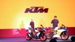 2017 KTM RC 390 And RC 200 Launched At Rs. 2.25 Lakh And Rs. 1.71 Lakh, Respectively