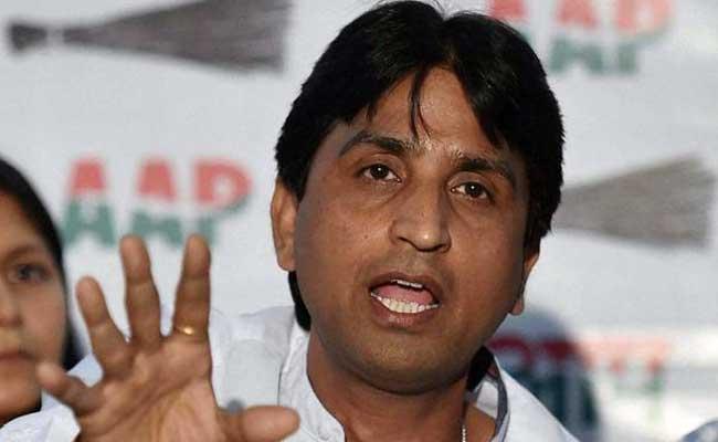 Kumar Vishwas Wants To Be Boss, Says AAP Leader. Arvind Kejriwal Scoffs