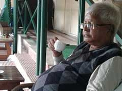 Lalu Yadav's Request For Rs 10,000 Pension Accepted By Bihar Government