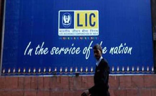 LIC hiked its dividend by 40 per cent