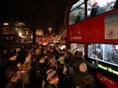 Here's What Happens When Public Transport Comes To A Halt In London