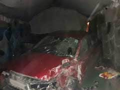 4 Dead, 6 Injured After Car Crashes Into Night Shelter In Lucknow