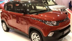 Mahindra KUV100 Anniversary Edition Revealed