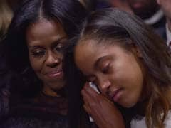Barack Obama Farewell Speech: Malia Moved To Tears With Father's Emotional Tribute