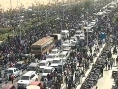 Seething Over Jallikattu Ban, Thousands Refuse To Leave Chennai Beach