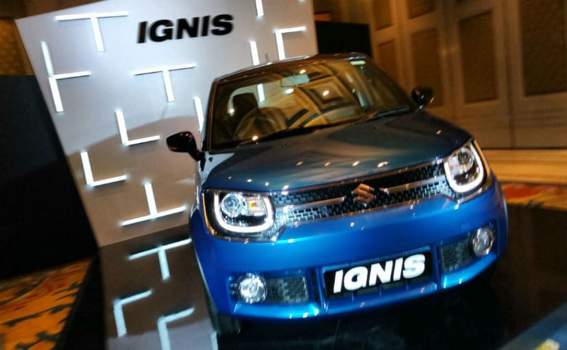 Maruti Suzuki Ignis: First Look Review