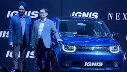 Maruti Suzuki Ignis: Prices Start At Rs. 4.59 Lakh
