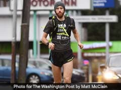 This Man Is Running Seven Marathons On Seven Continents In Seven Days. Why?