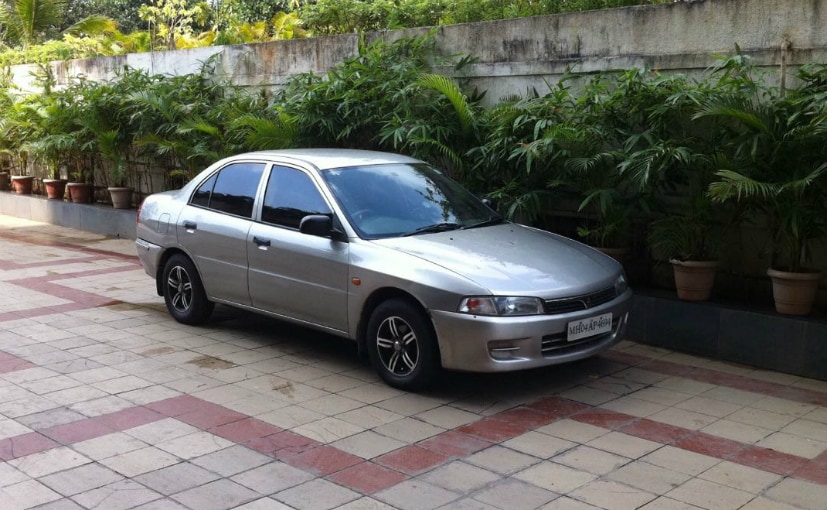 Mitsubishi City Car
