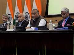 Peace Talks Can't Take Place With Pak Under Spray Of Bullets: VK Singh
