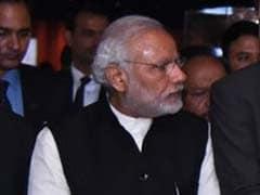 PM Narendra Modi Inaugurates Nobel Prize Exhibition