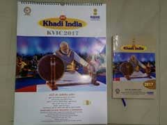 PM Narendra Modi In, Mahatma Gandhi Out On Khadi Calendar. Government Defends It